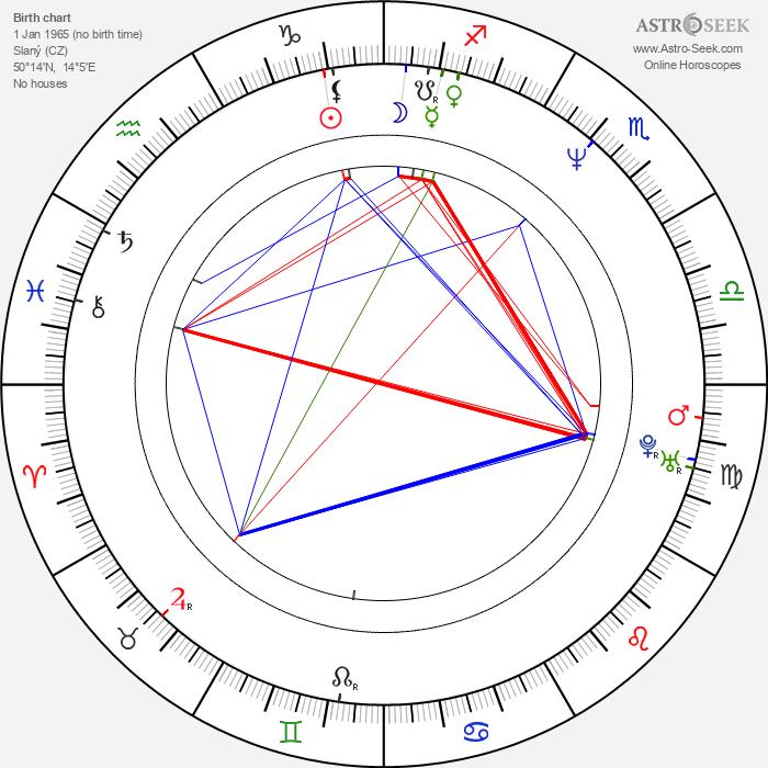 Petr Vacek - Astrology Natal Birth Chart