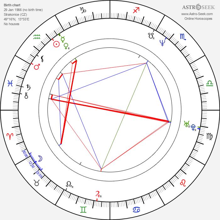 Petr Vachler - Astrology Natal Birth Chart