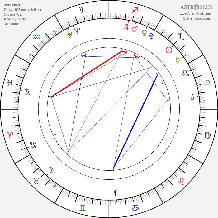 Radim Drexler - Astrology Natal Birth Chart