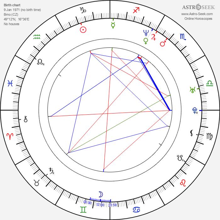 Radim Fiala - Astrology Natal Birth Chart