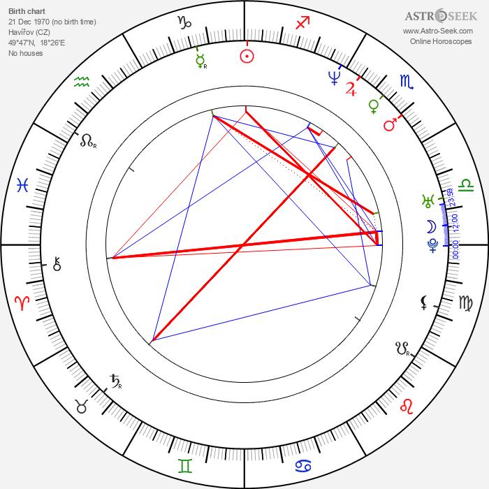 Radim Novák - Astrology Natal Birth Chart