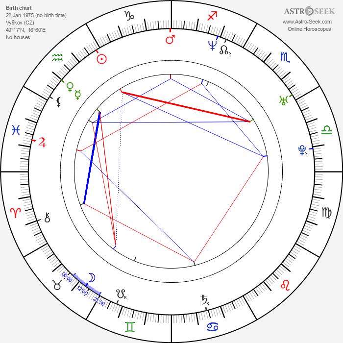 Radim Procházka - Astrology Natal Birth Chart