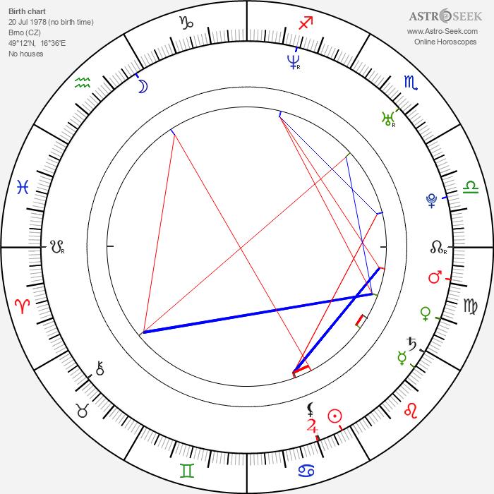 Radim Schwab - Astrology Natal Birth Chart