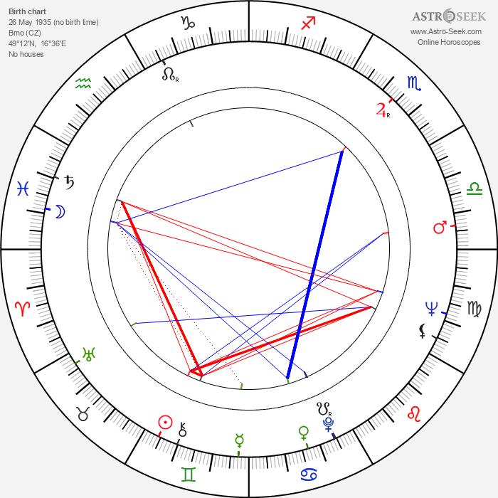 Radim Vašinka - Astrology Natal Birth Chart