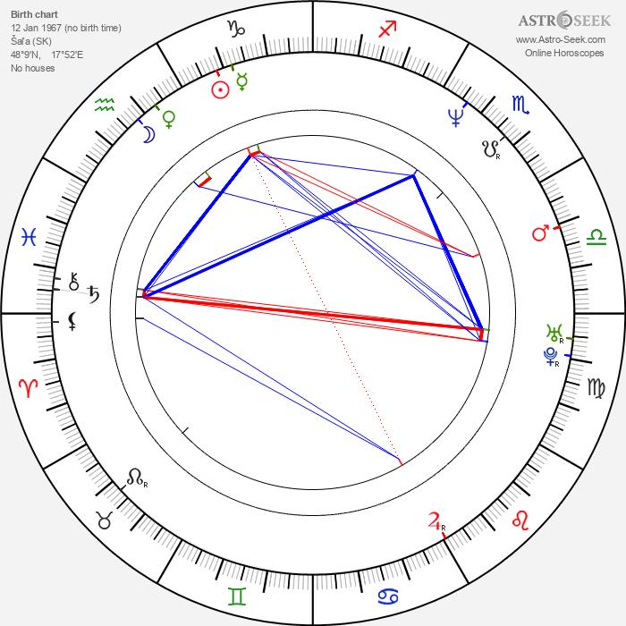 Richard Stanke - Astrology Natal Birth Chart