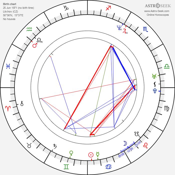 Robert Reichel - Astrology Natal Birth Chart