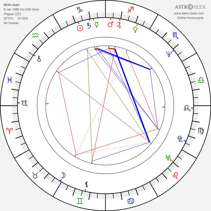 Roman Hájek - Astrology Natal Birth Chart