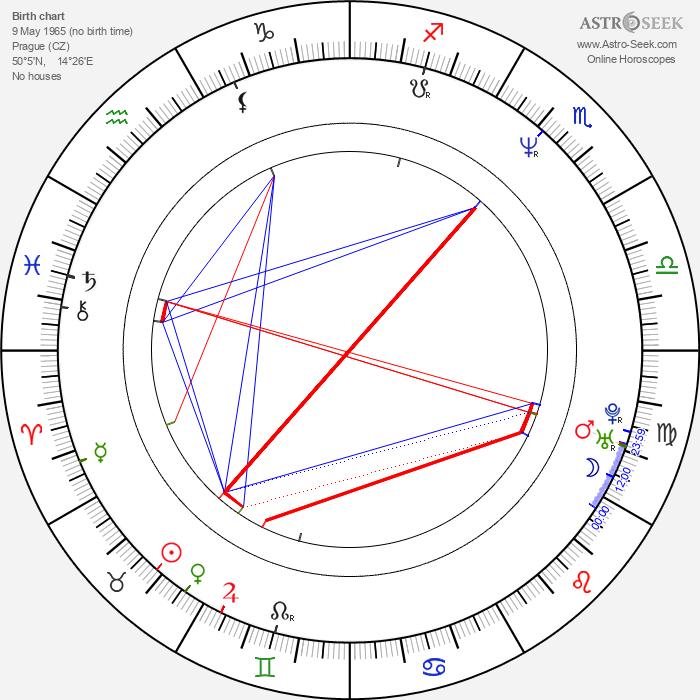 Roman Vávra - Astrology Natal Birth Chart