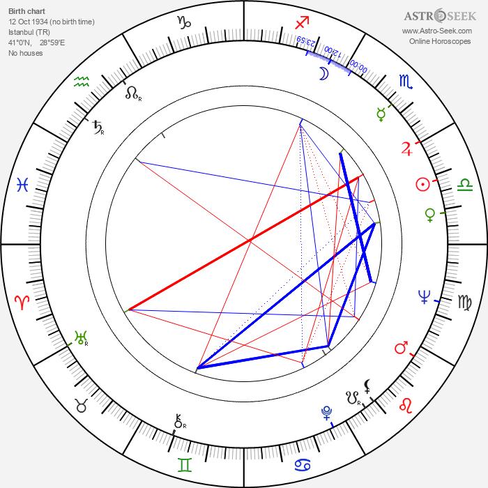Sami Tunç - Astrology Natal Birth Chart
