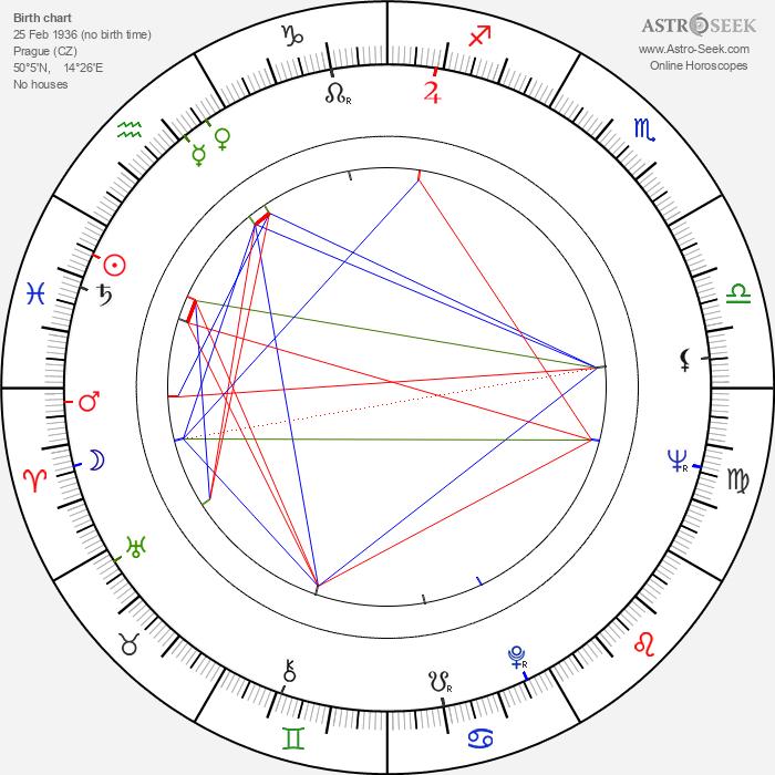 Saša Rašilov Jr. - Astrology Natal Birth Chart