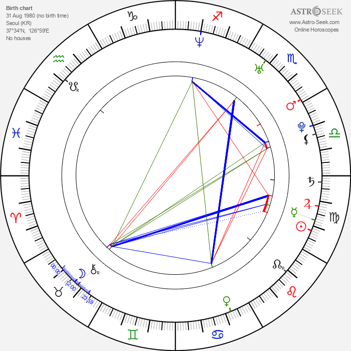 Se-eun Lee - Astrology Natal Birth Chart
