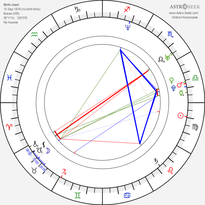 Seon-mi Song - Astrology Natal Birth Chart