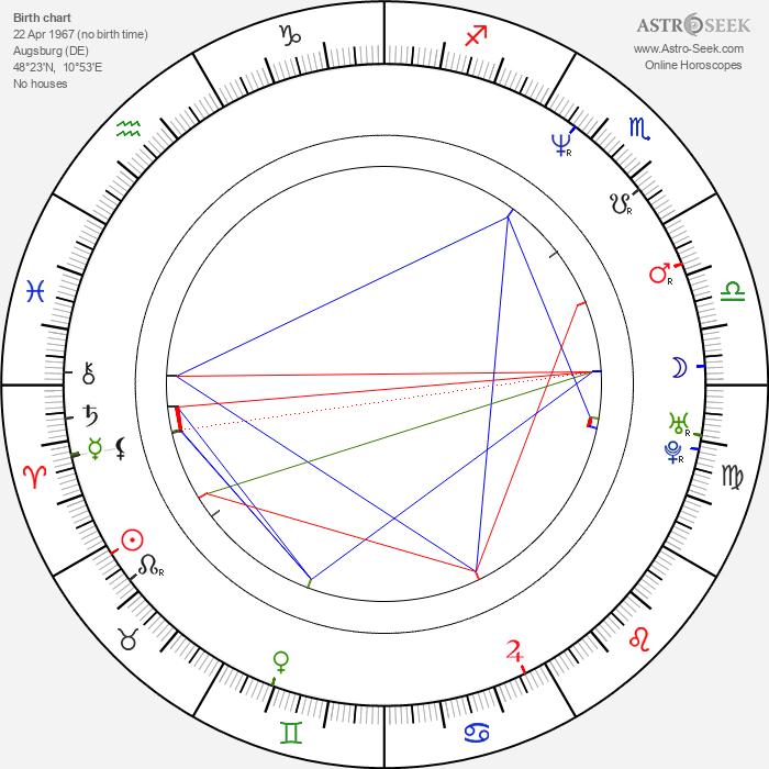 Sheryl Lee - Astrology Natal Birth Chart
