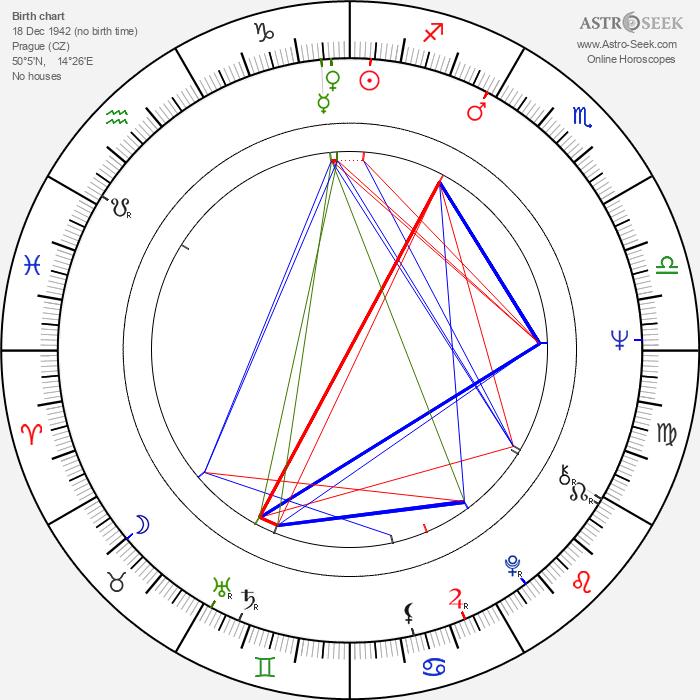 Štěpánka Řeháková - Astrology Natal Birth Chart