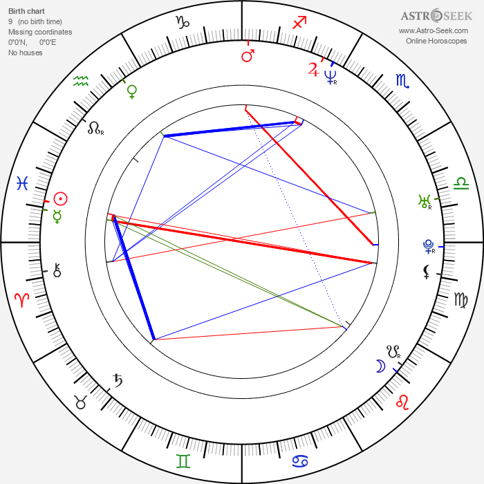 Stephanie Chambers - Astrology Natal Birth Chart