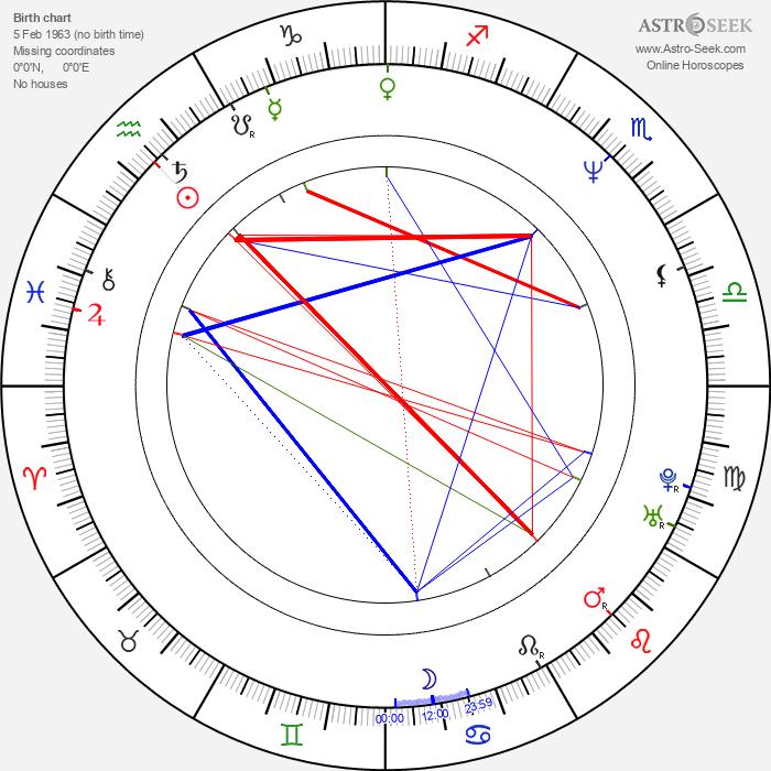 Steven Shainberg - Astrology Natal Birth Chart