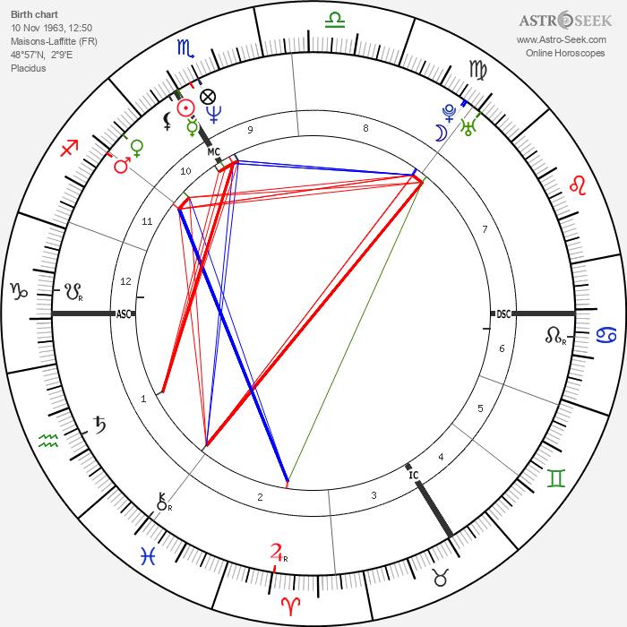 Sylvain Chomet - Astrology Natal Birth Chart