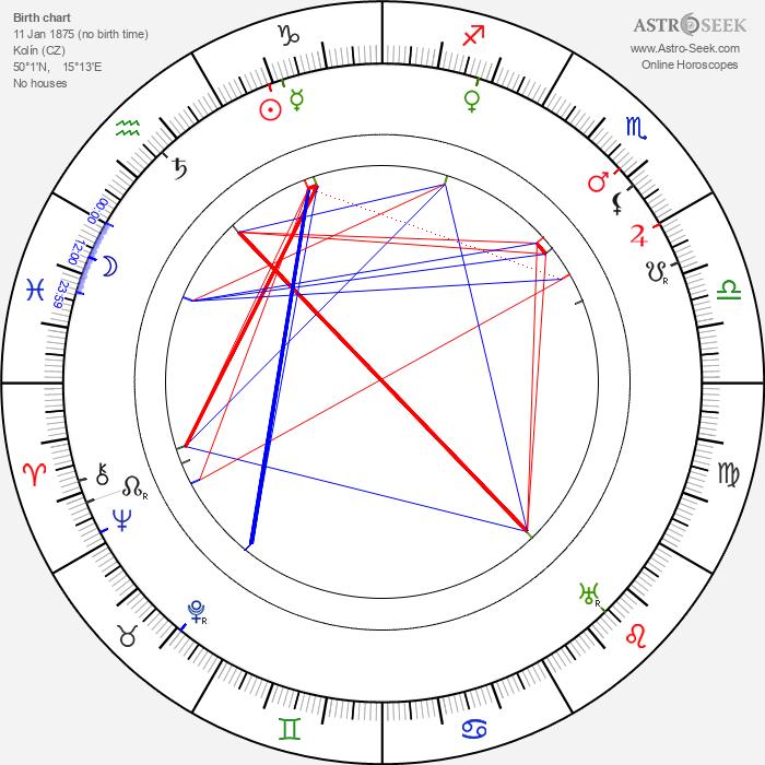 Terezie Brzková - Astrology Natal Birth Chart
