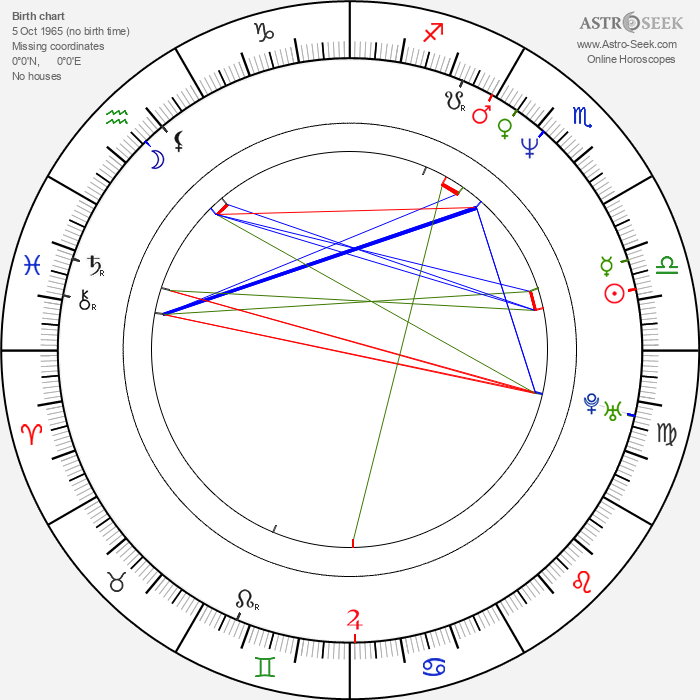 Trace Armstrong - Astrology Natal Birth Chart