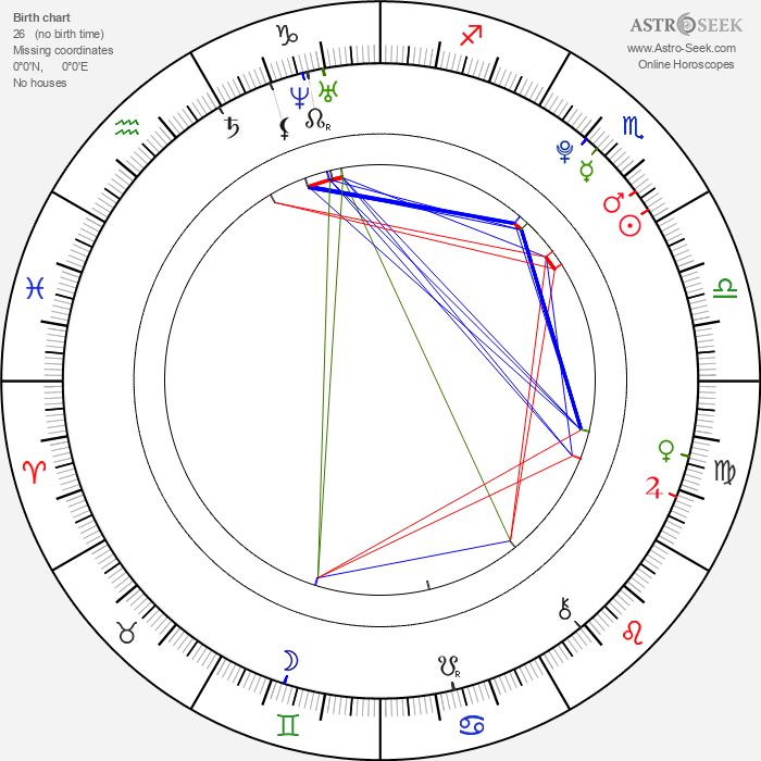 Vanessa V. Johnston - Astrology Natal Birth Chart