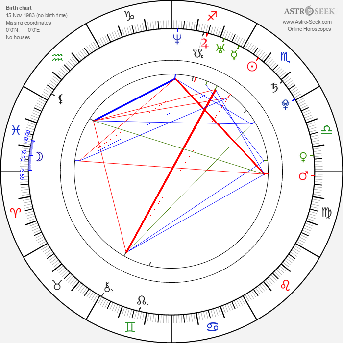 Vivienne van den Assem - Astrology Natal Birth Chart