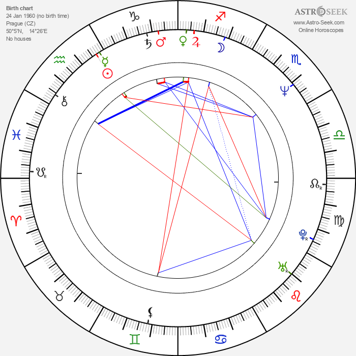 Vladimír Wimmer - Astrology Natal Birth Chart