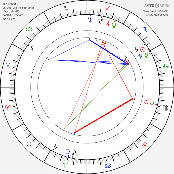 Yeo-reum Han - Astrology Natal Birth Chart