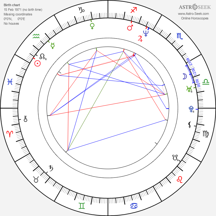 Zina Kerste - Astrology Natal Birth Chart