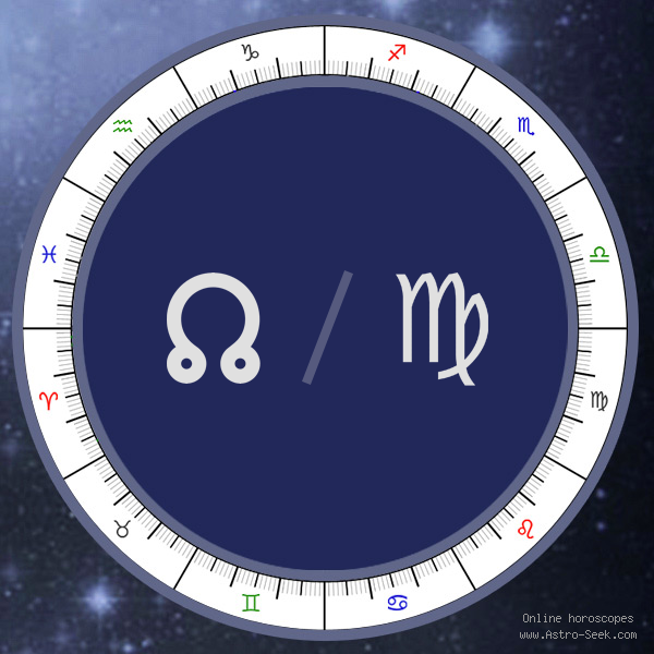 Node in Virgo Sign - Astrology Interpretations. Free Astrology Chart Meanings